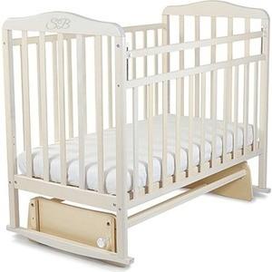 Кроватка Sweet Baby Ennio Nuvola Bianca (Белое облако) (378141)