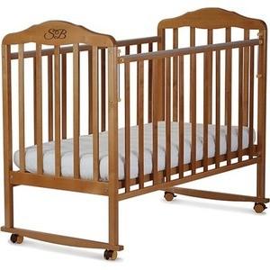 Кроватка Sweet Baby Lorenzo Faggio Naturale (Бук натуральный) (378155)