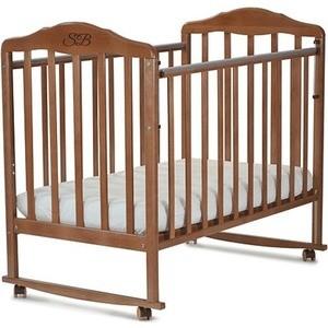 Кроватка Sweet Baby Lorenzo Noce (Орех) (378156)