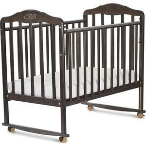 Кроватка Sweet Baby Lorenzo Wenge (Венге) (378157)