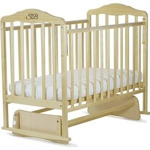 Кроватка Sweet Baby Luigi Betulla (Береза) (378160)