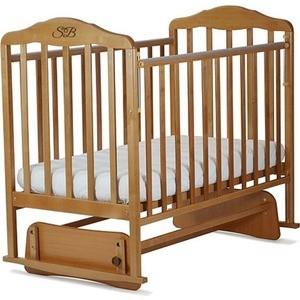 Кроватка Sweet Baby Luigi Faggio Naturale (Бук натуральный) (378161)