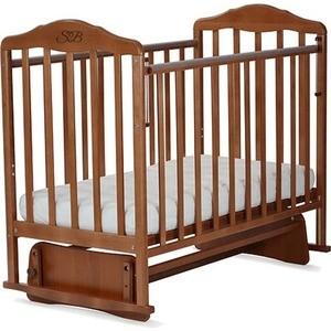 Кроватка Sweet Baby Luigi Noce (Орех) (378162)
