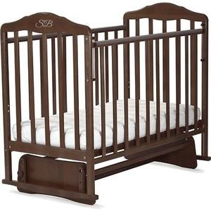 Кроватка Sweet Baby Luigi Wenge (Венге) (378163)