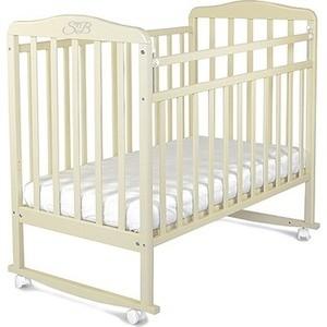 Кроватка Sweet Baby Mario Cammello (Бежевый) (378137) наматрасники sweet baby наматрасник sb k012 овальный