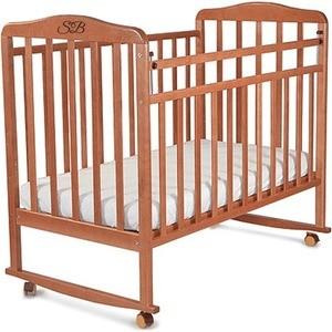 Кроватка Sweet Baby Mario Noce (Орех) (378139)