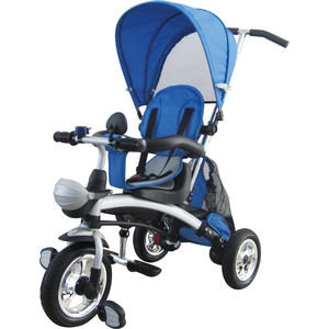 Трехколесный велосипед-беговел Sweet Baby Mega Lexus Trike Blue (378492)