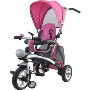 цены Трехколесный велосипед-беговел Sweet Baby Mega Lexus Trike Pink (378491)
