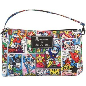 Сумочка Ju-Ju-Be BeQuick tokidoki super toki (06AA10T-9601) ju ju be bequick hello kitty peek a bow