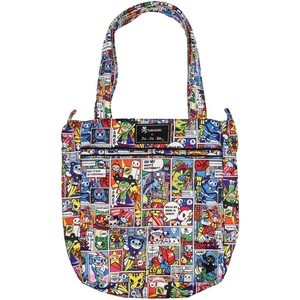 Сумка для мамы Ju-Ju-Be BeLight tokidoki super toki (13FF01AT-9779) ju ju be сумка для мамы super be black ops