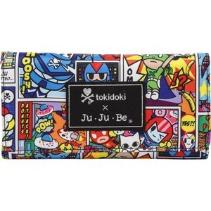 Кошелек Ju-Ju-Be Be Rich tokidoki super toki (15WA01T-9878) ju ju be сумка универсальная ju ju be be prepared