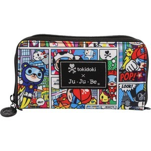 Кошелек Ju-Ju-Be Be Spendy tokidoki super toki (15WA02T-9892) ju ju be сумка универсальная ju ju be be prepared