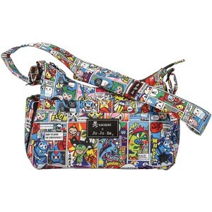 Сумка для мамы Ju-Ju-Be HoboBe tokidoki super toki (12HB01AT-9731) ju ju be сумка для мамы super be black ops
