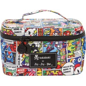 Косметичка Ju-Ju-Be Be Ready tokidoki super toki (15TC01AT-9861) ju ju be сумка универсальная ju ju be be prepared