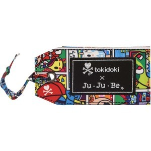 Багажная бирка Ju-Ju-Be Be Tagged tokidoki super toki (08AA10AT-9946)