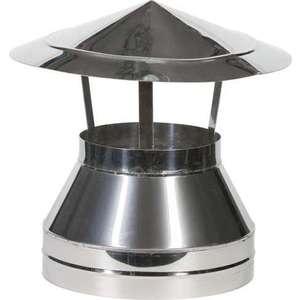 Оголовок Феникс диаметр 115/200 мм сталь AISI 430 (0.5 нерж.мат./0.5 нерж.зерк.)(00773) неприкосновенный запас 5 115 2017