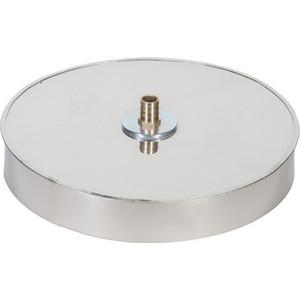 Заглушка Феникс тройника 200 мм с конденсатосборником (0.5 нерж.мат.)(00945)