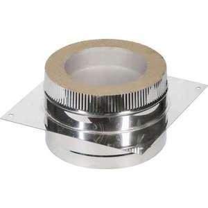 Опора Феникс для сэндвича диаметр 110/200 мм (1.0 оцинк.)(01055) оголовок феникс диаметр 110 200 мм 0 5 нерж мат 0 5 оцинк 00781