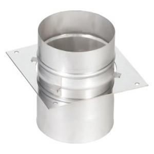 Опора Феникс одноконтурная диаметр 120 мм (1.0 нерж.мат.)(02486)