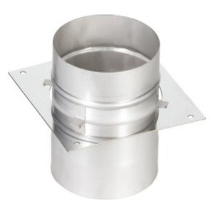 Опора Феникс одноконтурная диаметр 200 мм (1.0 нерж.мат.)(02488)