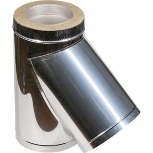 Тройник Феникс сэндвич 150/210 мм угол 45 градусов сталь AISI 430 (1.0 нерж.мат./0.5 нерж.зерк.)(03248) samsung смартфон samsung galaxy s6 64gb duos