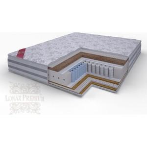 Матрас Lonax Lorentto Pocket multizone 5-зон 90х200х26 матрас lonax lorentto pocket multizone 5 зон 80х190х26
