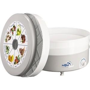 Сушилка для овощей Ротор Дива СШ-007 с 3 решетами в гофротаре сушилка для овощей и фруктов ротор сш 007 06 сш 007