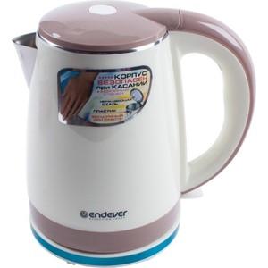 Чайник электрический Endever KR-239S пылесосы endever пылесос