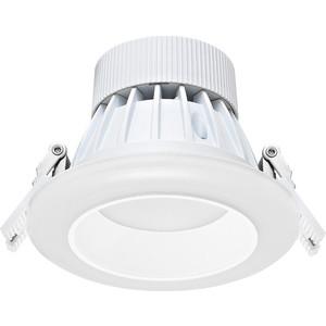 Встраиваемый светодиодный светильник Donolux DL18731/10W-White R Dim marsing e27 10w 900lm 6000k 56 smd 5730 led white light corn lamp white yellow ac 220 240v