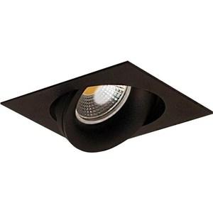 Встраиваемый светильник Donolux DL18412/01TSQ Black