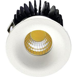 Встраиваемый светодиодный светильник Donolux DL18571/01WW-White R Dim laserjet engine control power board for hp cp1025 cp1025nw 1025 1025nw rm1 7752 rm1 7751 voltage power supply board