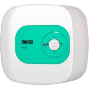 Фотография товара электрический накопительный водонагреватель Zanussi ZWH/S 10 Melody O (Green) (637851)
