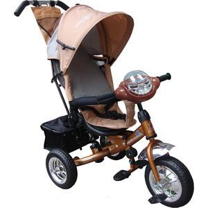 Трехколесный велосипед Lexus Trike Next Pro (MS-0521 IC), бронза