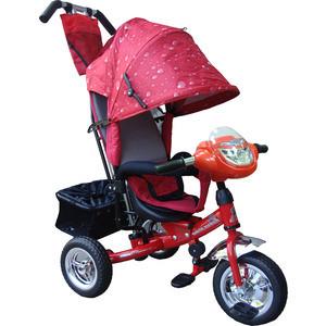 Трехколесный велосипед Lexus Trike Next Pro (MS-0521 IC), красный трехколесный велосипед lexus trike next pro ms 0521 ic красный