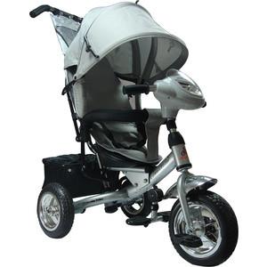 Трехколесный велосипед Lexus Trike Next Pro (MS-0521 IC), серебро трехколесный велосипед lexus trike next pro ms 0521 зеленый