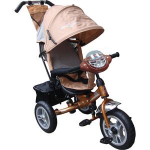 Трехколесный велосипед Lexus Trike Next Pro Air (MS-0526 IC), бронза