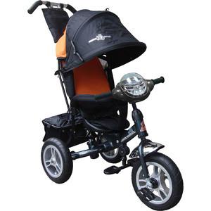 Трехколесный велосипед Lexus Trike Next Pro Air (MS-0526 IC), графит велосипед для малыша capella air trike green