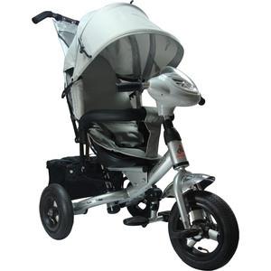 Трехколесный велосипед Lexus Trike Next Pro Air (MS-0526 IC), серебро