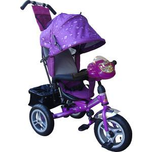 Трехколесный велосипед Lexus Trike Next Pro Air (MS-0526 IC), фиолетовый велосипед для малыша capella air trike purple