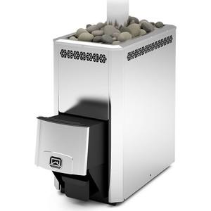 Печь для бани и сауны Теплодар Сахара 24 ЛНЗ регистр теплодар универсальный на дымоход диаметром 150