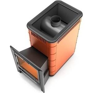Печь для бани и сауны Термофор Ангара Inox Витра терракот сауны бани и оборудование valentini набор для сауны fantasy