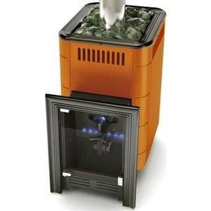 Печь для бани и сауны Термофор Уренгой-2 без газогорелочного устройства терракот