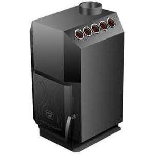 Отопительная печь Теплодар ТОП-140 со стальной дверцей батарейный мод eleaf ipower 5000 mah 80 w стальной
