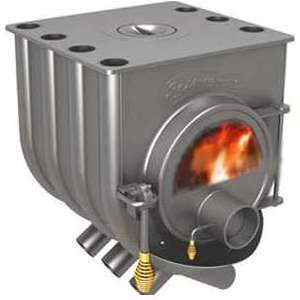 Отопительная печь Бренеран АОТ-06 т00 плита с 1 конфоркой дверца со стеклом отопительная печь бренеран аот 08 т005 плита с 2 конфорками