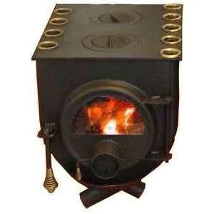 Отопительная печь Бренеран АОТ-06 т00 плита с 2 конфорками дверца со стеклом отопительная печь бренеран аот 08 т005 плита с 2 конфорками