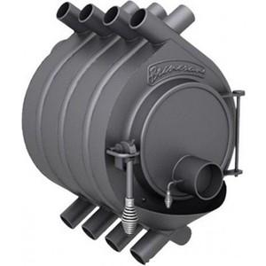 Отопительная печь Бренеран АОТ-11 т01 отопительная печь бренеран аот 08 т005 плита с 2 конфорками