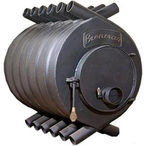 Отопительная печь Бренеран АОТ-16 т03 отопительная печь бренеран аот 08 т005 плита с 2 конфорками