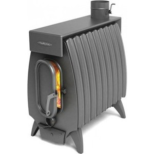 Отопительная печь Термофор Огонь-Батарея 9 Лайт антрацит отопительная печь термофор огонь батарея 9 антрацит