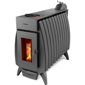 Отопительная печь Термофор Огонь-Батарея 11 антрацит отопительная печь термофор огонь батарея 9 антрацит