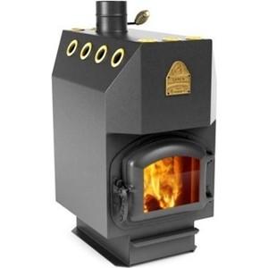 Отопительная печь Термофор ИНЖЕНЕР (уголь) с чугунной дверцей